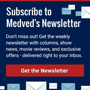 Subscribe to Medved's Newsletter
