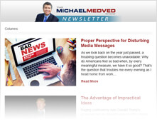 Michael Medved Newsletter