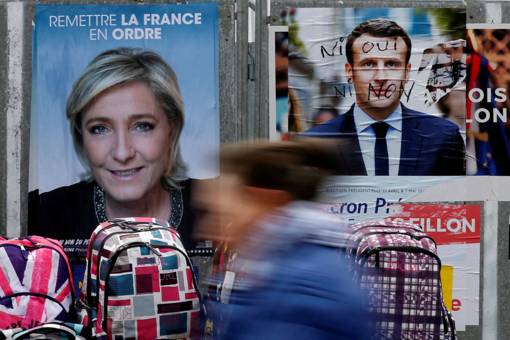 France and the Collapse of the Left