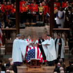 An Occasion that Was Powerfully, Unashamedly Christian