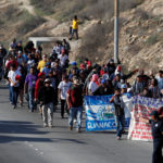 Caravans and Shutdowns: Both Unpopular