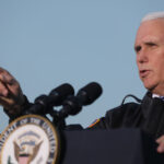Dems Can't Win By Installing President Pence