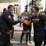 Encouraging News on Black Reactions to Police