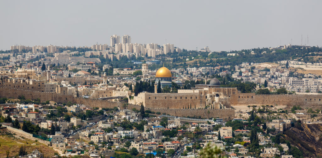 """A One State Solution Means No """"Safe Haven"""""""