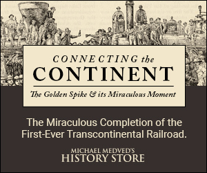 Connecting The Continent: The Golden Spike and its Miraculous Moment