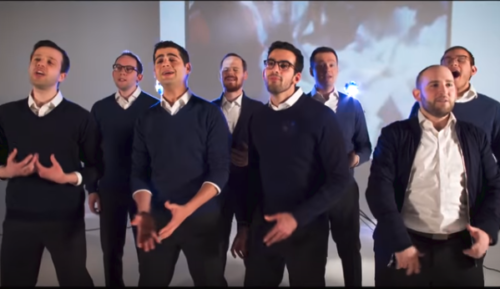 Maccabeats' New Song for Israel's 70th Birthday
