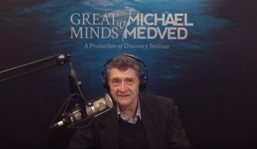 NEW Great Minds with Michael Medved Podcast: Conserving Great Ideas with David Gelernter