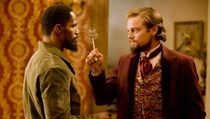 "Publicity photo from the Oscar nominated film ""Django Unchained"""
