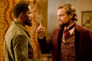 Publicity photo from the Oscar nominated film &quot;Django Unchained&quot;