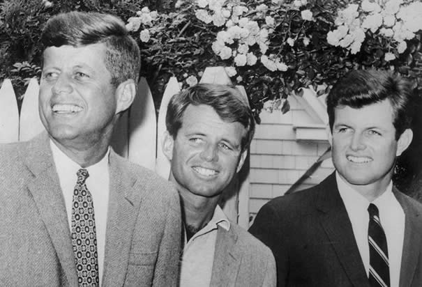 kerry-kennedy-brothers