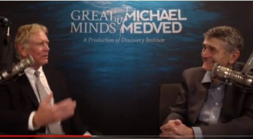 ALL NEW PODCAST SERIES: Great Minds with Michael Medved