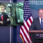 White House Press Briefing: Michael's Question to Sean Spicer
