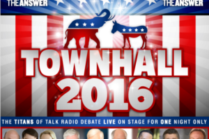 townhall 2016